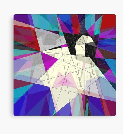 Paper Swan Canvas Print