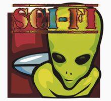 Sci Fi Alien by Rte73DesignPrt