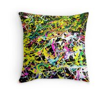 COMPLETE MADNESS Throw Pillow
