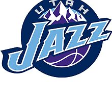 Utah Jazz by Enriic7