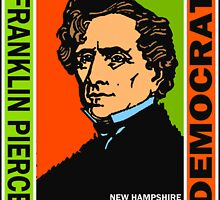 FRANKLIN PIERCE-US PRESIDENT by OTIS PORRITT