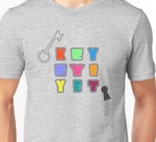 Key Eye Yet Unisex T-Shirt