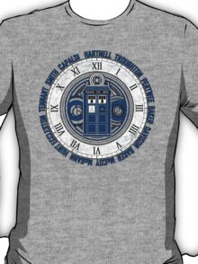 Doctor Who Legacy - 13 Doctors T-Shirt