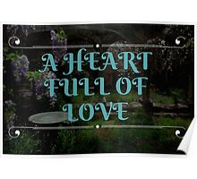 A HEART FULL OF LOVE Poster