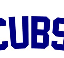 The Future Is Now. Chicago Cubs 2015 Sticker
