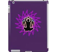 Women's ~ Meditation & sacred geometry iPad Case/Skin