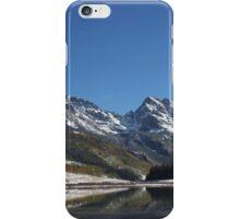 Serene Mountains  iPhone Case/Skin
