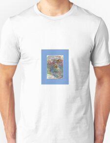 ENCAUSTIC MONOPRINT Unisex T-Shirt