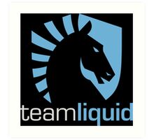 Team Liquid Logo Art Print