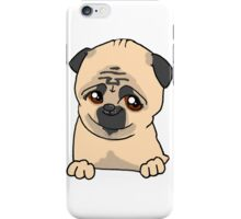 Bucks Pug iPhone Case/Skin