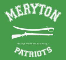 Meryton Patriots - Pride and Prejudice by amazon284