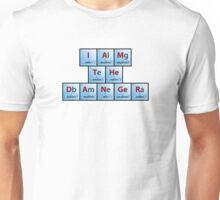 Periodic Danger Unisex T-Shirt