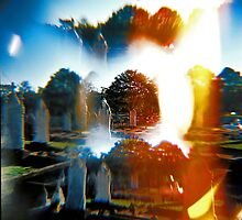 Grave Yard Acid Trip by friartucker