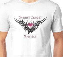 Breast Cancer Warrior Unisex T-Shirt