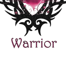 Breast Cancer Warrior Sticker
