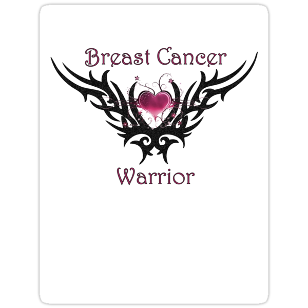Breast Cancer Warrior by mrsgerm
