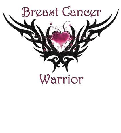 Breast Cancer Warrior Sticker