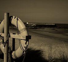 Hopeman beach. by Paul Rogerson