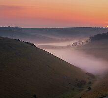 Devils Dyke by Stuart  Gennery