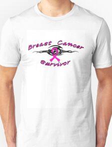 Breast Tribal Survivor T-Shirt