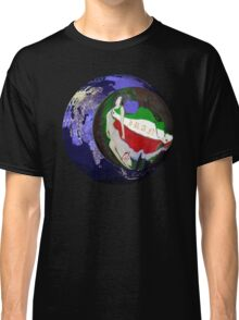 IRAN And The World Classic T-Shirt