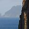 Cape Pillar, from Cape Hauy, Tasmania by Richard  Stanley