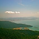 Langkawi from afar by Hughsey