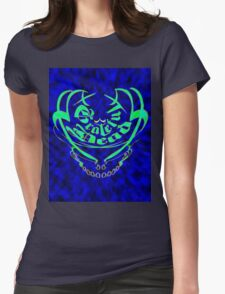 GD50 Sea Glass & Cobalt Womens Fitted T-Shirt