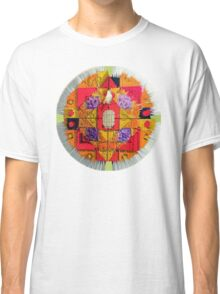 Stain Glass c Classic T-Shirt