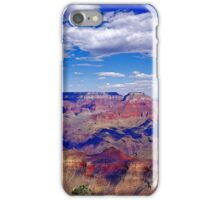 Clouds Over Grand Canyon Magnificence iPhone Case/Skin
