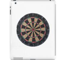 Isolated Dart Board iPad Case/Skin