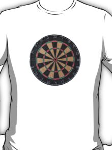 Isolated Dart Board T-Shirt