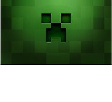 Minecraft Green Creeper by Enriic7