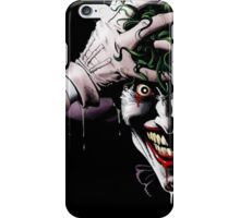 Joker - The Killing Joke iPhone Case/Skin