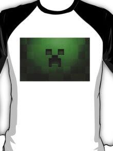 Minecraft Green Creeper T-Shirt