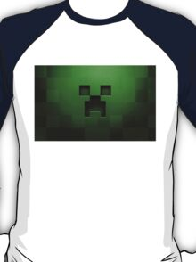 Minecraft Green Creeper T-Shirt