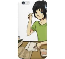 Procrastinator iPhone Case/Skin