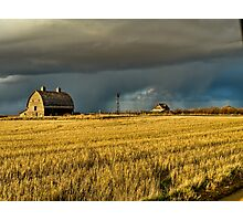Calm Before The Storm Photographic Print