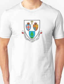 Fredericton Coat of Arms T-Shirt