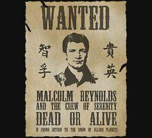 Wanted Captain  T-Shirt