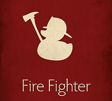 Fire Fighter by SVaeth