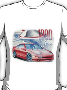 Nissan 300zx Classic Car Illustration T-Shirt