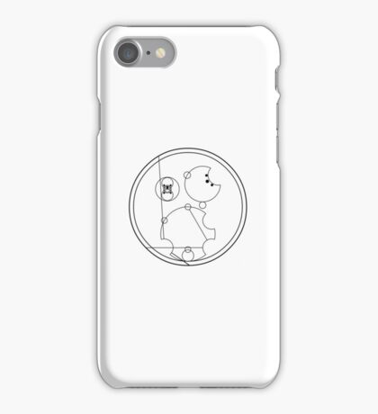'Bowties are cool' iPhone case iPhone Case/Skin