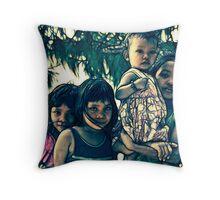 Kids Throw Pillow