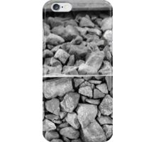 Rocks and a Hard Place iPhone Case/Skin
