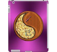 Sagittarius & Snake Yin Wood iPad Case/Skin