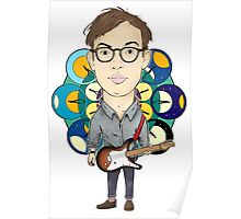 Bombay Bicycle Club - Jack Steadman  Poster