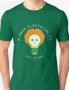 Blanka Electrical Co. Unisex T-Shirt
