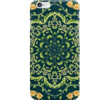 Floral ornament iPhone Case/Skin