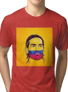 Falcao Colombia Tri-blend T-Shirt